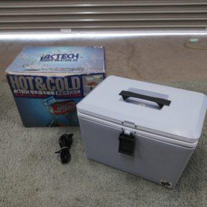 ACTECH HOT&COOL 電気冷蔵庫 AY-6001 12V シガープラグ 10.5L