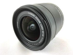 CANON EF-M11-22mm F4-5.6 IS STM レンズ AF オートフォーカス