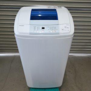 Haier ハイアール 全自動洗濯機 2014年製 JW-K50H 5㎏用