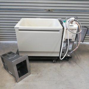 リンナイ 都市ガス 風呂釜セット シャワー付き RBF-ASBN-FX-L-T 2016年製