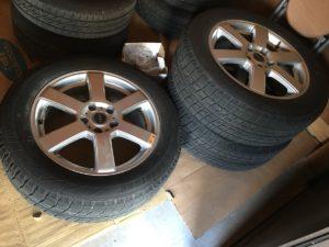 タイヤ スタッドレスタイヤ