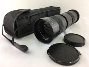 超望遠 希少 VARI 8000S 420-700mm 1:8.3-14 望遠レンズ AF Canon用