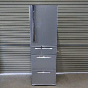 TOSHIBA 東芝 ノンフロン冷凍冷蔵庫 2009年製 405L GR-41ZV