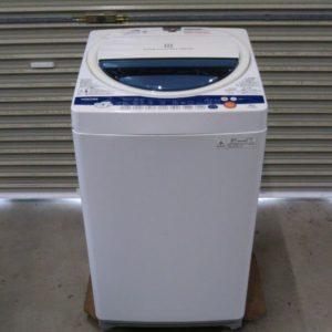 東芝 全自動洗濯機 AW-60GK 2012年製 6㎏用
