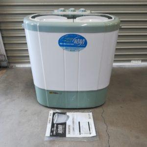 2槽式小型洗濯機 晴晴 AST-01