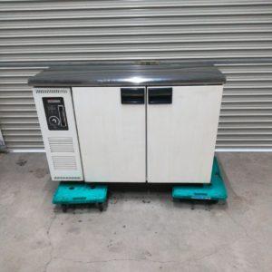 夜間作業 SANYO 業務用冷蔵庫 台下冷蔵庫