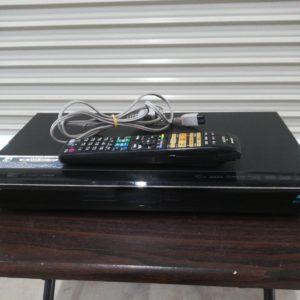 SHARP AQUOS 地デジ BD/HDD レコーダー 2012年製 BD-T510 DVD