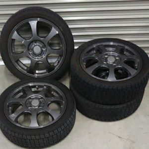 スタッドレス タイヤ 165/50R15 720 M+S