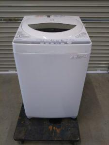 東芝 TOSHIBA 全自動 洗濯機 5㎏ 2014年製 AW-50GM