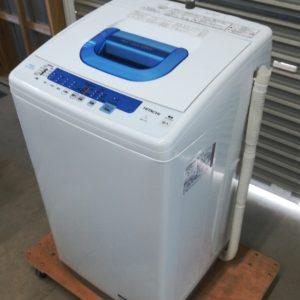 HITACHI 日立 全自動洗濯機 7㎏用 2010年製 NW-T71