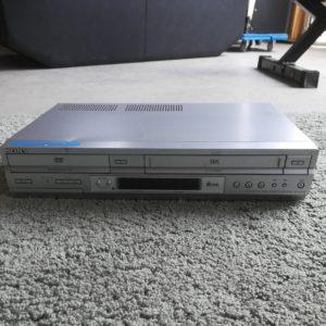 Sony ソニー VHS/DVD一体型ビデオデッキ DVDプレーヤー ビデオデッキ SLV-D373P