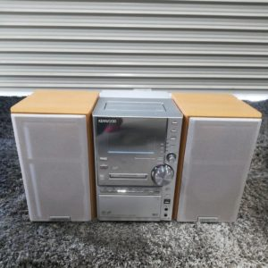 KENWOOD CD MDカセットコンポ 2006年製 RXD-SD3MD