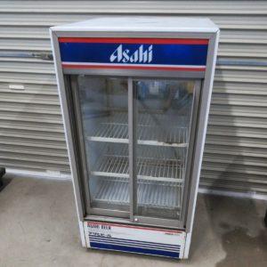 サンヨー SANYO 業務用冷蔵庫 ショーケース SMR-60F アサヒビール