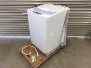 National 乾燥機能付き洗濯機 4.5kg NA-F45M9