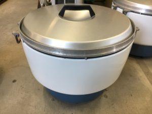 リンナイ 業務用炊飯器 50合 LPガス用 炊飯器 業務用