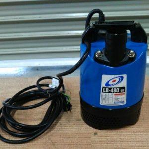 ツルミポンプ 水中ポンプ LB-480-51