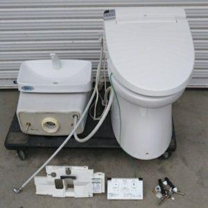 LIXIL シャワートイレ 洋式トイレセット CW-KA21Q 2015年製
