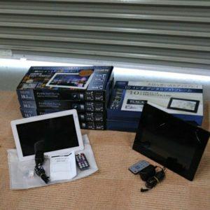 KEIAN 10.1インチ デジタルフォトフレーム4台 10インチデジタルフォトフレーム