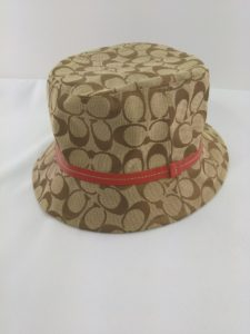COACH コーチ シグネスチャー ハット 帽子 バケットハット