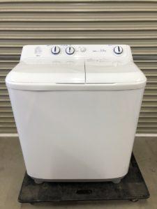 ハイアール 5.5kg2槽式洗濯機 JW-W55E 2018年製