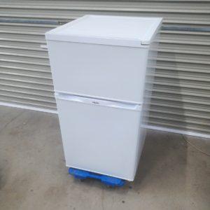 Haier ハイアール JR-N91K ホワイト 白 冷蔵庫 右開き 2016年製 91L