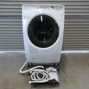 TOSHIBA 東芝 ドラム式洗濯乾燥機 9㎏用 2012年製 TW-Z8200L