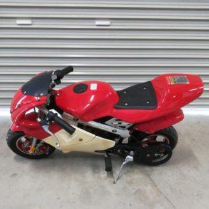 ポケバイ バイク インテリア 50cc 2014年製 CR-PBR01