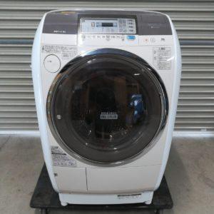 日立 ドラム式洗濯乾燥機 2011年製 BD-V5300R 9㎏用 家電