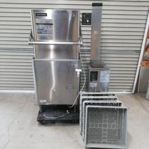 HOSHIZAKI ホシザキ 業務用食器洗浄機 LPガス用 三相200V JW-500F3 厨房機器 業務用 食洗 大型