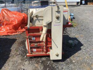 熊谷農機 KM600 熊谷式 豆脱粒機 脱粒機 脱穀機 実動品