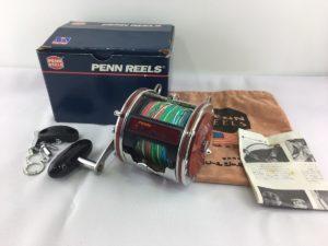 PENN REELS 113HL 4/0 リール 手動巻き 船 釣り ベイトリール SENATOR 釣り具 釣具
