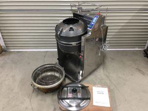 SUZUMO 鈴茂器工 MCR-ASA シャリッカー シャリ切リ 酢合わせ機 酢飯 寿司ロボ 業務用 店舗 厨房機器 厨房用品 厨房