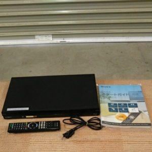 ソニー ブルーレイレコーダー BDZ-AT300S