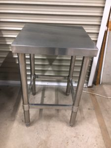 ステンレス作業台 ステンレス 業務用 厨房機器 店舗用品