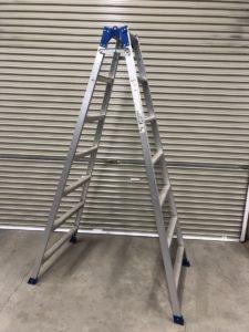 ハセガワ 脚立 きゃたつ アルミ 1m99cm 7尺 100Kg  RH-21 工具 電動工具 DIY