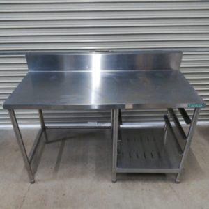 tanico タニコー ステンレス 作業台 W1350×D790×H940 厨房機器 店舗用品 業務用