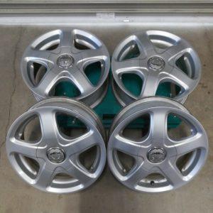 スズキ kei アルミホイール タイヤ 4本セット 14インチ 4穴 14×4 1/2J