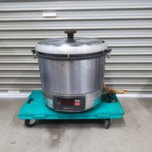 リンナイ かまど炊き ガス炊飯器 業務用 炊飯器 LPガス用 釜