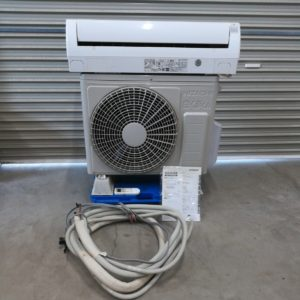 HITACHI 日立 ルームエアコン 白くまくん RAS-A28E RAC-A28E リモコン付 8畳用 2016年製 エアコン 家電