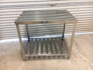 ステンレス作業台 ステンレス 業務用 棚 置き用 厨房機器