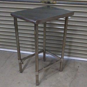 ステンレス作業台 業務用 厨房機器 45×60×85