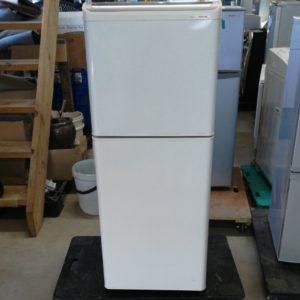 東芝 TOSHIBA 2ドア 冷凍冷蔵庫 GR-M14T(W) 2006年製 冷蔵庫