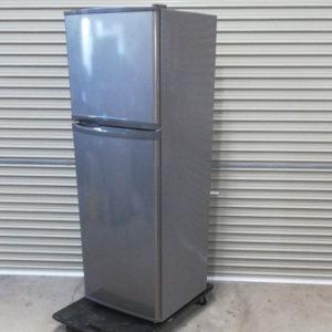 大宇電子 2ドア 冷凍冷蔵庫 KRF-227TS 2012年製 227L