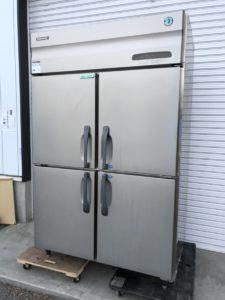 ホシザキ HOSHIZAKI 業務用チルド冷凍冷蔵庫 三温度 RFC-120S3 932L 194Kg