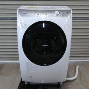 TOSHIBA ドラム式電気洗濯乾燥機 9㎏用 2013年製
