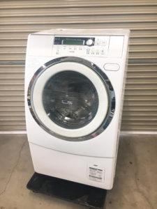 AQUA ドラム式洗濯乾燥機 2012年製 AQW-DJ6000-L 9㎏ 乾燥容量6㎏