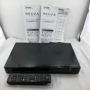 TOSHIBA 東芝 HDD&ブルーレイディスクレコーダー 320GB 2011年製 D-BZ510