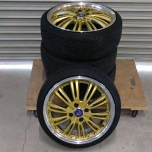 タイヤ ホイール セット 4本 YOKOHAMA NANKANG ULTRA SPORT