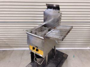 フライヤー 業務用厨房機器 CF-G13 LPガス用