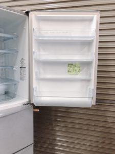 冷蔵庫扉アップ